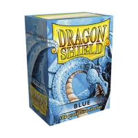 Dragon Shield - Blau - 100 Stück