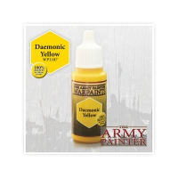 Army Painter Paint - Daemonic Yellow
