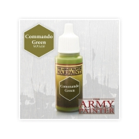 Army Painter Paint - Commando Green