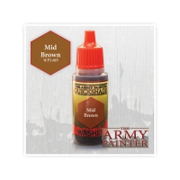 Army Painter Paint - Mid Brown