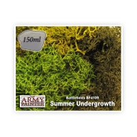 Army Painter  Summer Undergrowth Basing