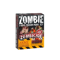 Army Painter - Zombicide Toxic Paint Set