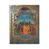 Ars Magica - Tales of Mythic Europe