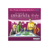 Suburbia 5 Stars Expansion