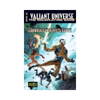 Valiant Universe - Transcendents Edge