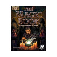 Basic Role Playing - The Magic Book