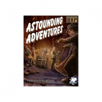 Basic Role Playing - Astounding Adventures