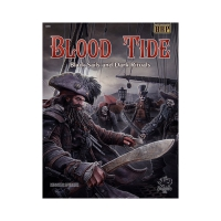 Basic Role Playing - Blood Tide - Black Sails und Dark Rites