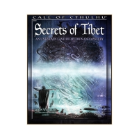 Cthulhu - Secrets of Tibet
