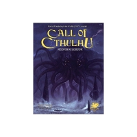 Cthulhu 7th Edition Rulebook
