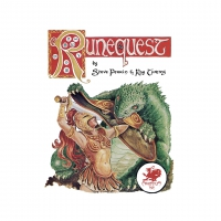 RuneQuest Classic RPG - Leather