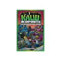 Kaiju Incorporated - Roleplaying Game