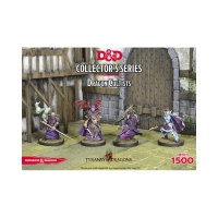 DundD - Tyranny of the Dragons - Cultists - 4 Figuren