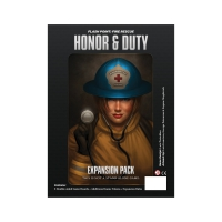 Flash Point - Fire Rescue - Honor und Duty Expansion