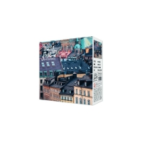 High Quality Puzzle Stockholm - 1000 Teile