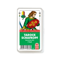 Tarock and Schafkopf Playing Cards - Bavarian face