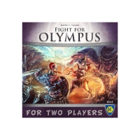 Fight for Olympus - englisch