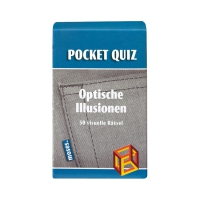 Pocket Quiz - Optische Illusionen