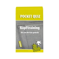 Pocket Quiz - Kopftraining