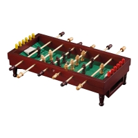 Mini Kicker - Table Game - 270 x 235 x 70 mm