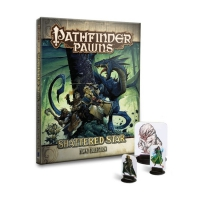 Pathfinder - Shattered Star Adventure Path Pawn Collection