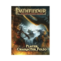 Pathfinder - Player Character Folio