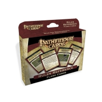 Pathfinder Cards - Rules Reference Flash Cards