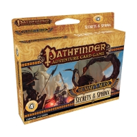 Pathfinder - Mummys Mask Secrets of the Sphinx