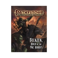 Pathfinder - Belkzen - Hold of the Orc
