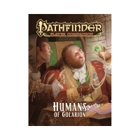 Pathfinder - Humans of Golarion