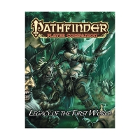 Pathfinder - Legacy of the First World