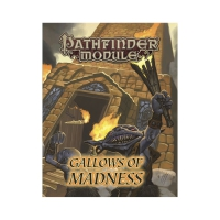 Pathfinder - Gallows of Madness