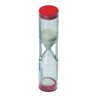 Sanduhr - Kunststoff - Ablaufzeit 1 Minute
