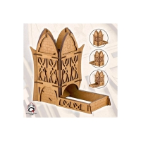 Dice Towers - Elven Dice Tower