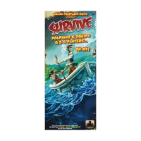 Survive - Dolphins - Squids und 5-6 Player Exp Collection