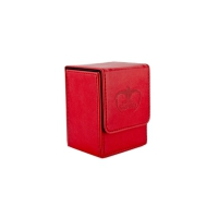 Ultimate Guard FlipDeck Case Leather 80+ Rot