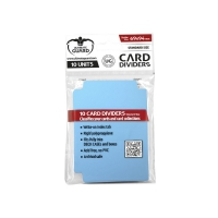 Ultimate Guard Card Divider Standard Size Hellblau - 10