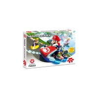 Puzzle - Mario Kart - Funracer - 1000 Teile