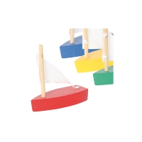 Mini-sailboat - assorted