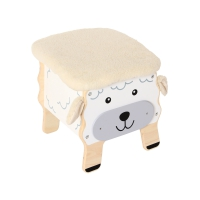 Chair and Toy Box Lambie
