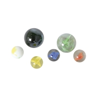 Marbles ca. 1kg - assorted