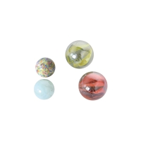 Marbles 24/35mm ca. 500g - assorted