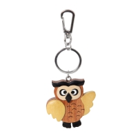 Keychain Owl assorted