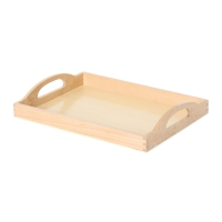 Wooden Tray 32x22 cm