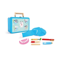 Dentists office in a suitcase