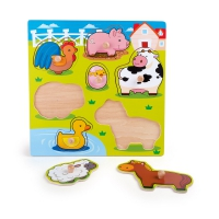 Setting Puzzle Sweet animals