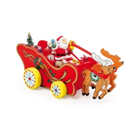 Music box - Christmas carriages