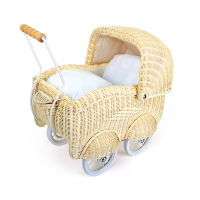 Doll carriages - basket - large
