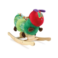 The Very Hungry Caterpillar Rocking Animal