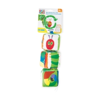 Very Hungry Caterpillar motor skills toy - Cubes